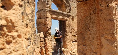 Doğu'daki ilk ve tek Mithras tapınağı Diyarbakır'da bulundu