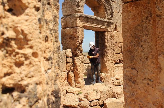 Diyarbakır'da bulundu! Doğu'nun Efes'i olabilir