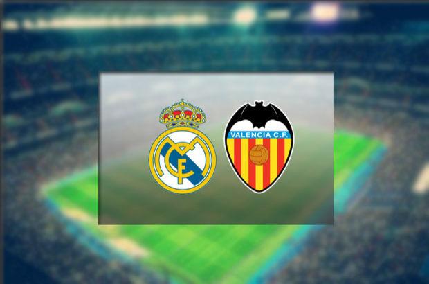 Real Madrid - Valencia maçı hangi kanalda, saat kaçta?