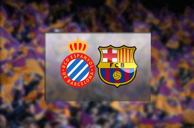 Lider Barcelona, Espanyol deplasmanında