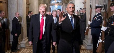 Trump seçim vaadini tuttu, Obama'nın yasağını kaldırdı!