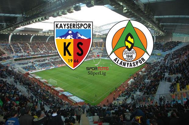 Kayserispor - Alanyaspor maçı ne zaman, saat kaçta, hangi kanalda?