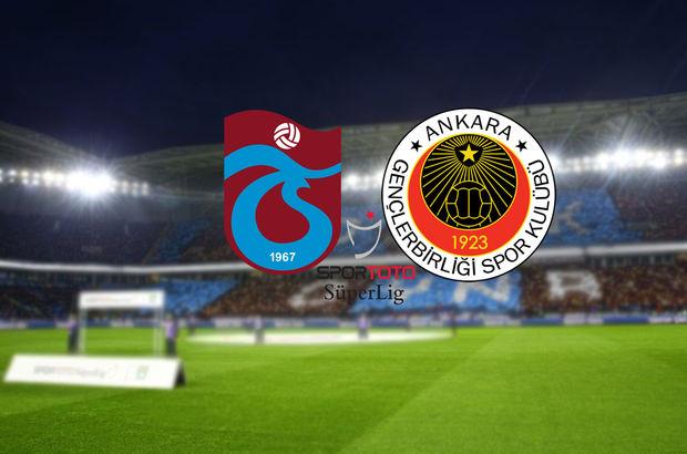 Trabzonspor - Gençlerbirliği maçı ne zaman, saat kaçta, hangi kanalda?