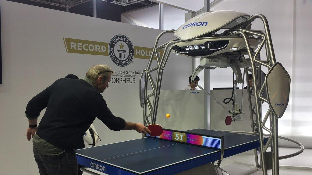 Robotlar ve insanlar maç yaptı! İşte sonuç