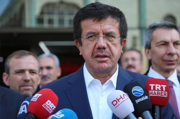 Ekonomi Bakanı Zeybekci, fiyat artışlarını değerlendirdi