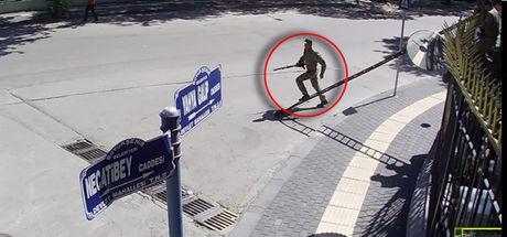 Genelkurmay Başkanlığı Karargahı'ndaki askerlerin kaçış görüntüleri ortaya çıktı