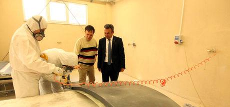Tramvay yedek parçasını Türk sanayici üretti, 1 milyon euro yurtta kaldı
