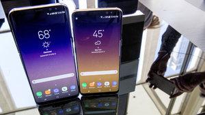 Galaxy S8 kendini rastgele yeniden başlatıyor