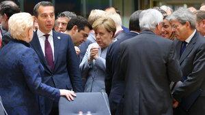 Brüksel'de Brexit zirvesi: Bir bedeli olacak