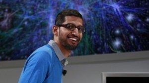 Google'ın CEO'su Pichai'nin yıllık kazancı 200 milyon dolar