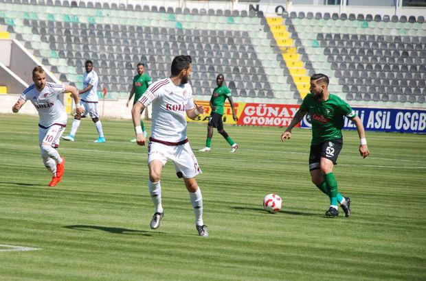 Denizlispor: 0 - Elazığspor: 0