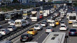 İstanbul'da hangi yollar kapalı? (30 Nisan 2017)