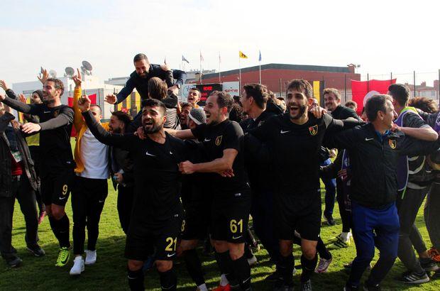 İstanbulspor TFF 1.Lig'de!