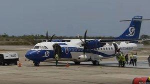 Küba'da uçak düştü: 39 ölü