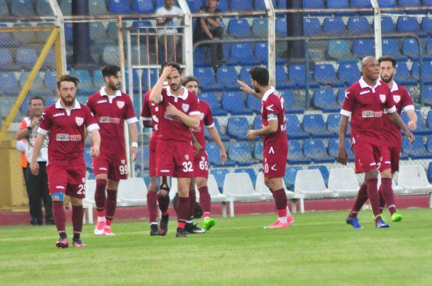 Adana Demirspor: 1 - Bandırmaspor: 4