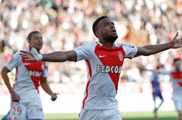 Monaco, Toulouse'u 3-1 mağlup etti