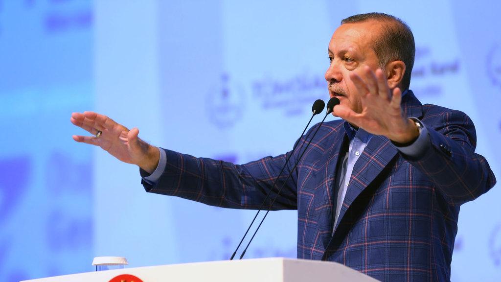 Cumhurbaşkanı Erdoğan: Yastığınızın altındaki değerleri çıkarın