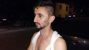 Otobüs şoförü tartıştığı genci 'imdat' çekici ile dövdü