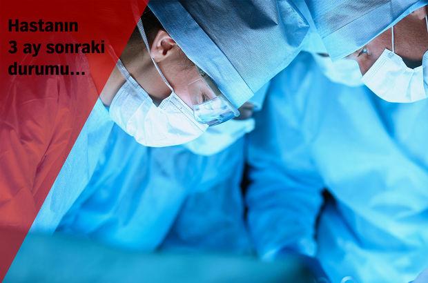 Türkiye'de bir ilk! Kanser hastasına o ameliyatı yaptılar