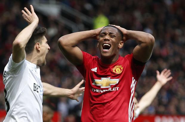 Manchester United: 1 - Swansea: 1