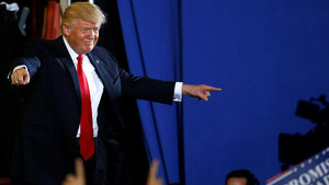 İşte Trump'ın 100 günü!