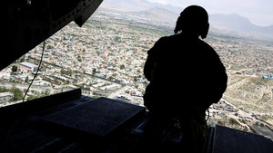 ABD'den Afganistan'a asker sevkiyatı!