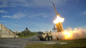ABD füzeleri Güney Kore'de gerilim yarattı!