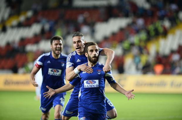 Büyükşehir Gaziantepspor: 1 - Manisaspor: 0 | MAÇ SONUCU