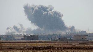 """DEAŞ karşıtı koalisyonun 396 sivili """"yanlışlıkla"""" öldürdüğü açıklandı"""