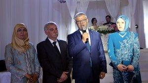 Başbakan Yardımcısı Veysi Kaynak'ın mutlu günü