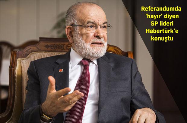 """""""CHP'nin AİHM'ye gitmesi yanlış değil"""""""