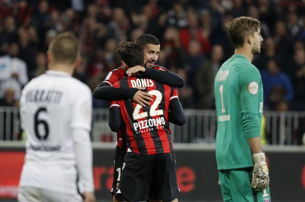 Nice: 3 - PSG: 1 | MAÇ SONUCU