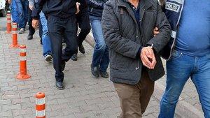 FETÖ'den tutuklananlar ve gözaltına alınanlar (1 Mayıs 2017)