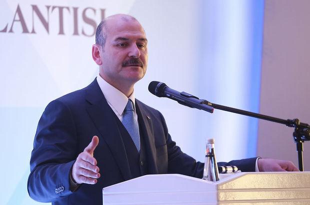 İçişleri Bakanı Süleyman Soylu'dan 1 Mayıs mesajı