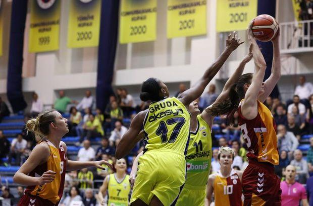 Fenerbahçe ile Galatasaray Kadınlar Basketbol maçı ne zaman, saat kaçta?