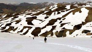 Kato Dağı PKK'dan temizleniyor! Askerler uzun yıllardır girilmeyen bölgede...
