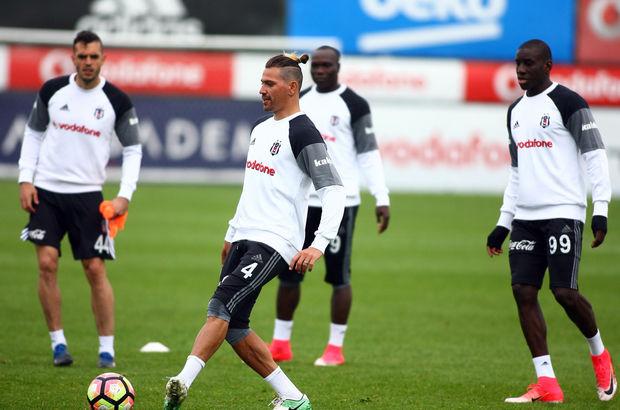 Beşiktaş'ta derbi mesaisi!