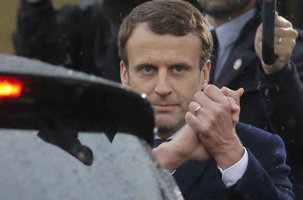 Macron: Ya reform ya 'Frexit'