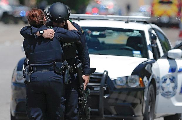 Texas Üniversitesinde bıçaklı saldırı: 1 ölü, 3 yaralı