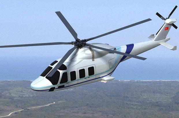 İlk Türk helikopteri T-625