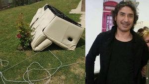 Aydın'da bir kişi balkondan iple sarkıttığı kanepeyle birlikte düşerek öldü