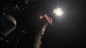 ABD'li bakan: Suriye saldırısı akşam yemeği eğlencesiydi