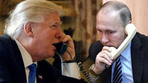 Vladimir Putin ve Donald Trump'tan kritik görüşme