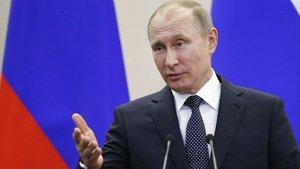 Putin'den İdlib yorumu: Sorumlular cezalandırılmalı