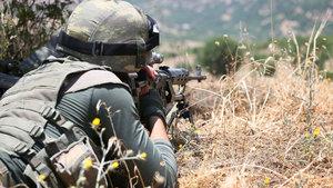 Görese Dağı'nda teröristlerle çatışma çıktı