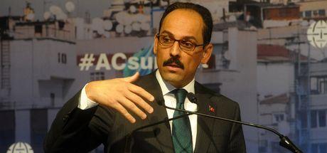 İbrahim Kalın'dan, Erdoğan'ın Rusya ziyaretine ilişkin açıklama