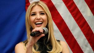 Donald Trump'ın kızı Ivanka Trump'ın kitabı çıktı