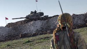 ABD-Rusya-Suriye, Türkiye'ye karşı YPG'ye kalkan oldular!