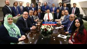 Cumhurbaşkanı Erdoğan, 'İslamcılık tartışması'na nokta koydu: Tekkeye mürit aramıyoruz