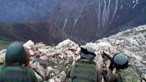 Tunceli'de terör örgütü PKK'ya büyük darbe